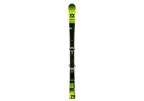 VOLKL Volkl Deacon 79 Ski + IPT WR XL 12 TCX GripWalk Binding