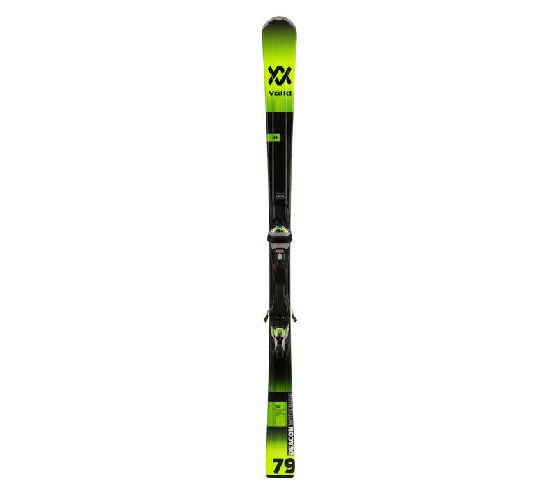 Volkl Deacon 79 Ski + IPT WR XL 12 TCX GripWalk Binding