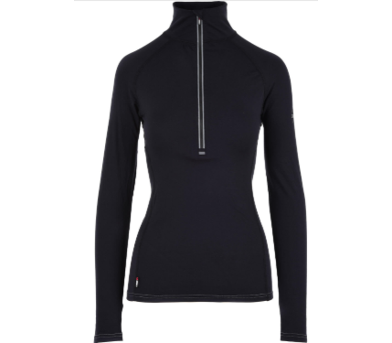 Women's Zip Neck Baselayer