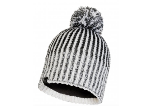 BUFF Buff Iver Knitted Hat - Grey