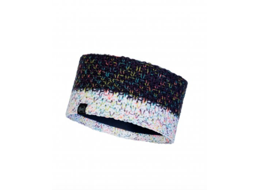 Buff Janna Knitted Headband - Night Blue