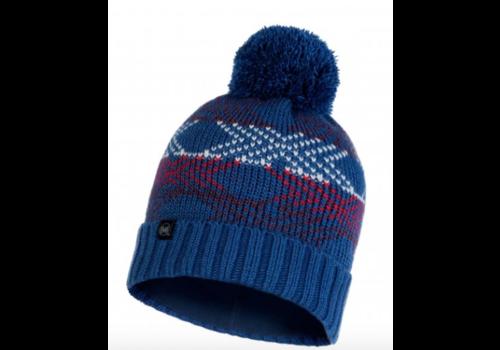 BUFF Buff Garid Knitted Hat -Blue