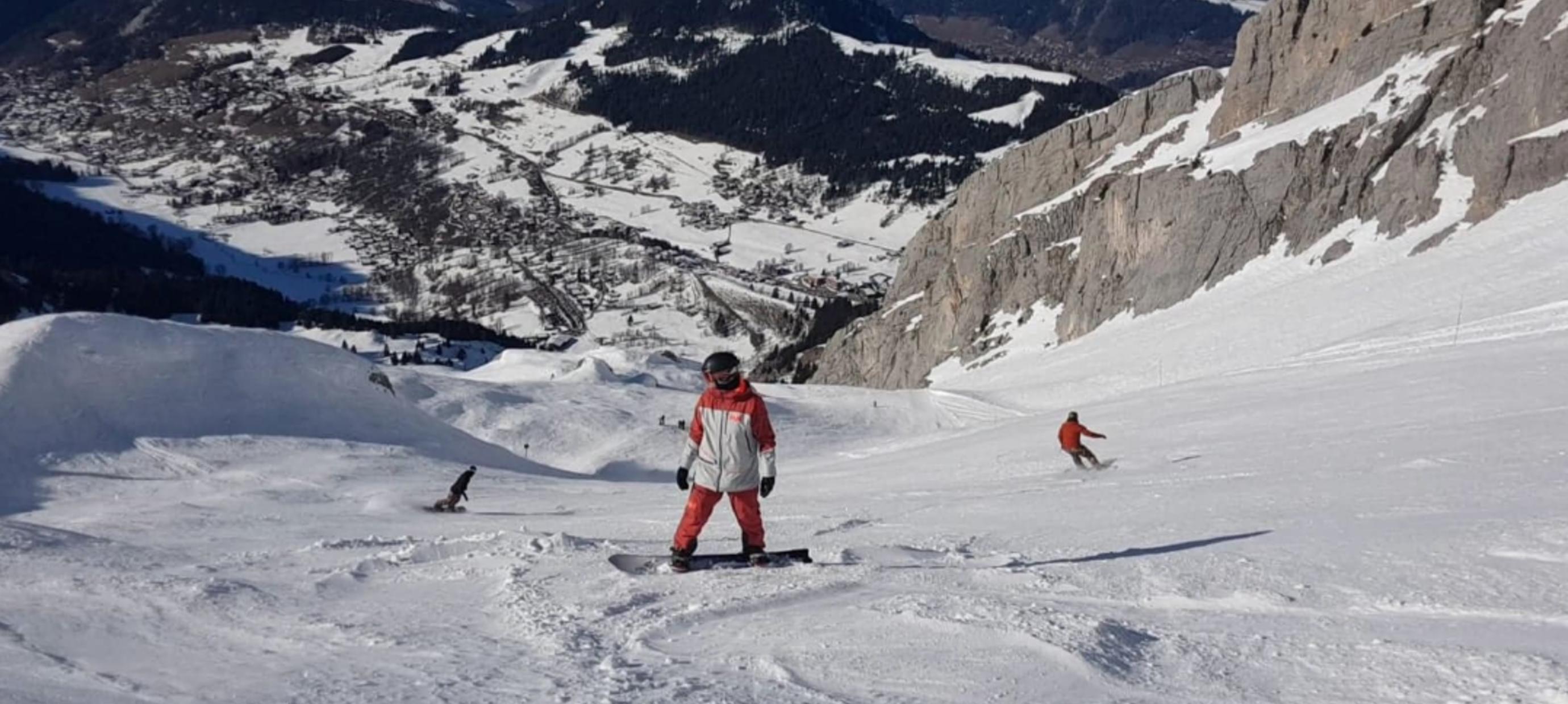 Dan's Round up of La Clusaz Snowboard Test 2020