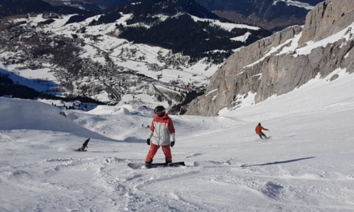 Dan's Round up of La Clusaz Snowboard Test 2020