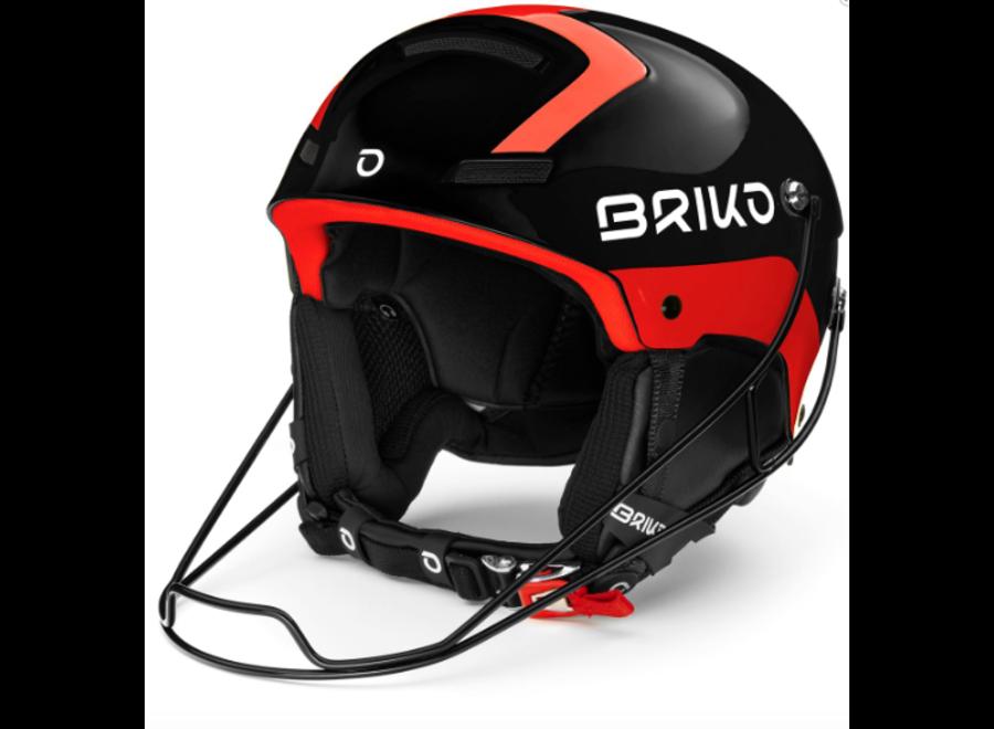 Briko Slalom Helmet + Chinguard