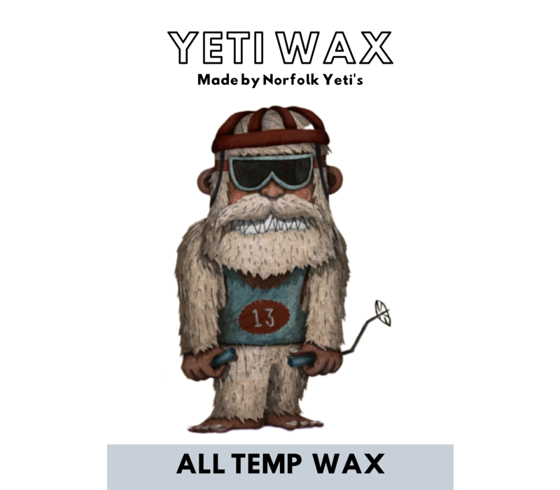 Yeti Snow Wax All Temperature
