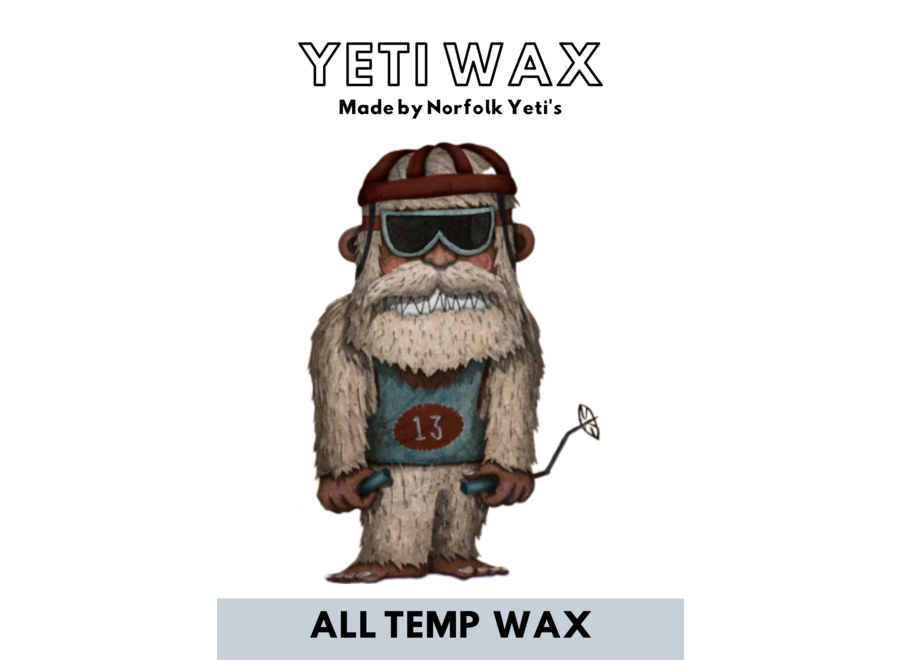 Yeti Snow Wax All Temperature