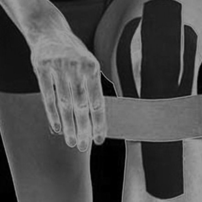 KINESIOLOGY TAPING AND TAPING
