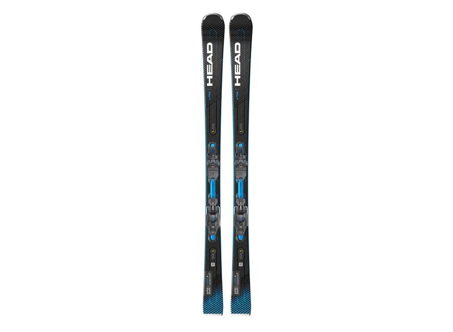 Supershape e-Titan Ski + PRD12 GripWalk Binding