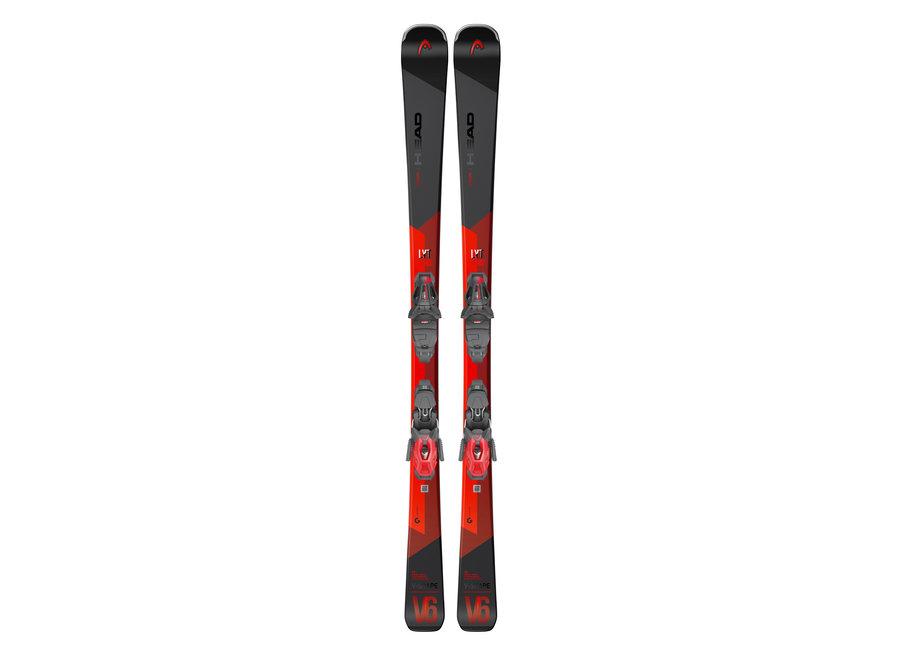V-Shape V6 LYT - PR Ski + PR11 GripWalk Binding