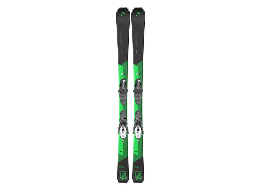V-Shape V4 XL LYT - PR Ski + PR11 GripWalk Binding