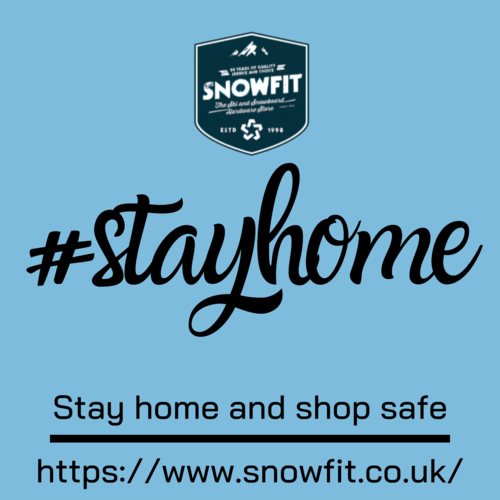 Stay Home and Shop Safe