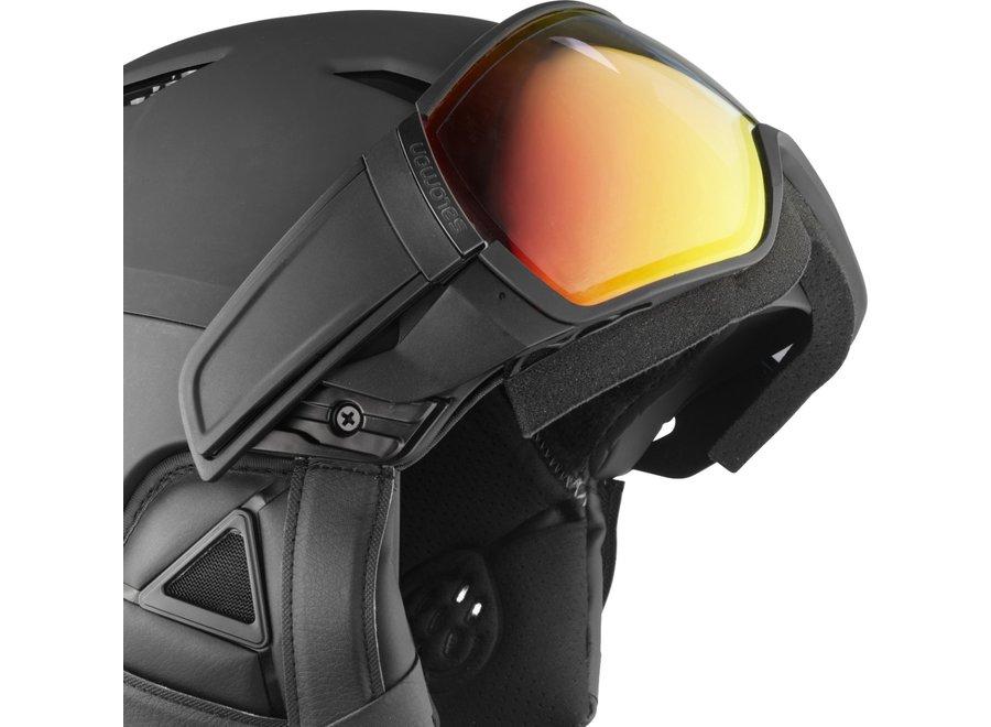Driver CA Photo Helmet