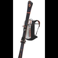 Scott Patrol E1 Backpack Including Avi System Black Gery tangerine orange 30L W19/20