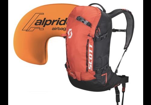 SCOTT SPORTS Scott Patrol E1 Backpack Including Avi System Burnt Orange Black 22L W19/20