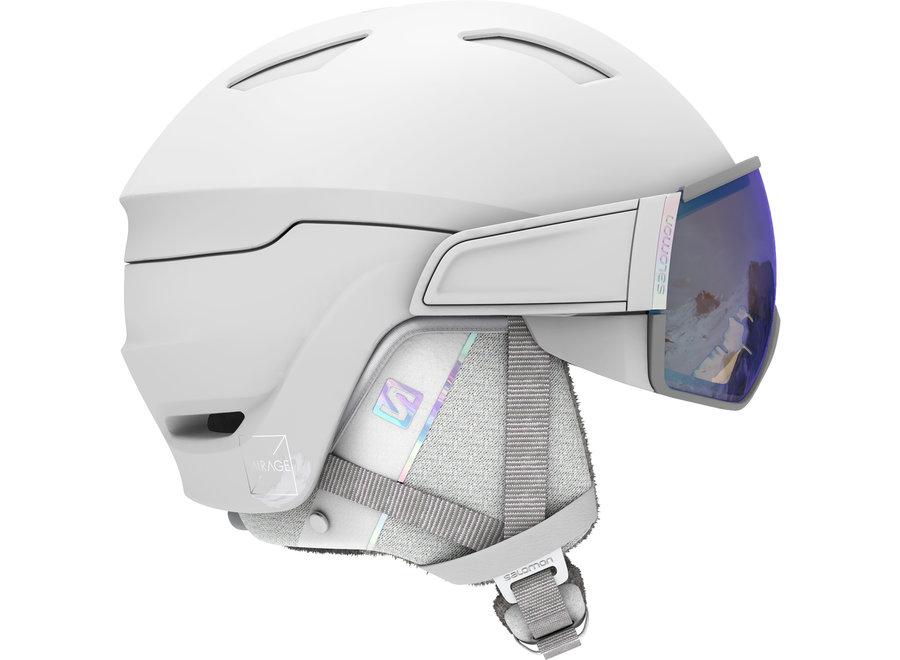 SALMON Mirage CA Photo Visor Helmet