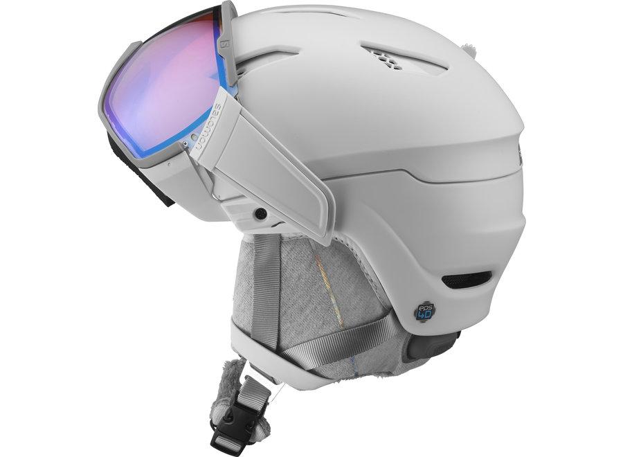 Mirage CA Photo Visor Helmet
