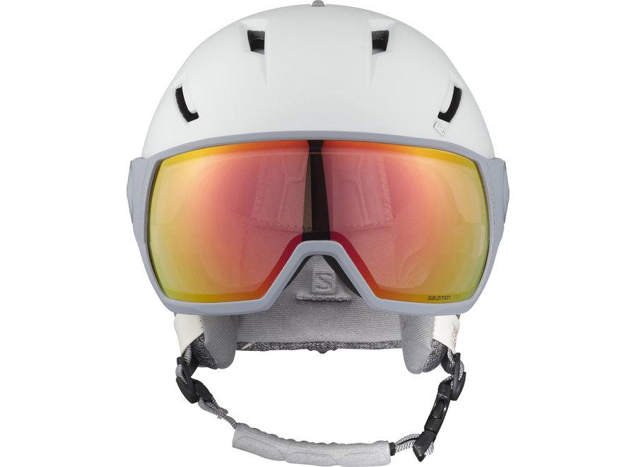 Icon Visor Photo Helmet