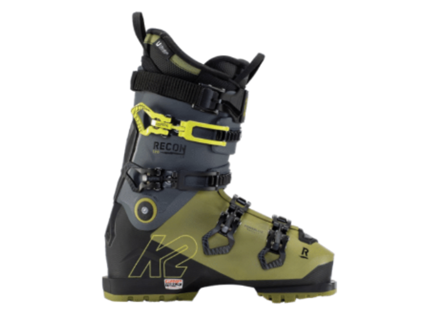 Recon 120 MV GripWalk Ski Boot