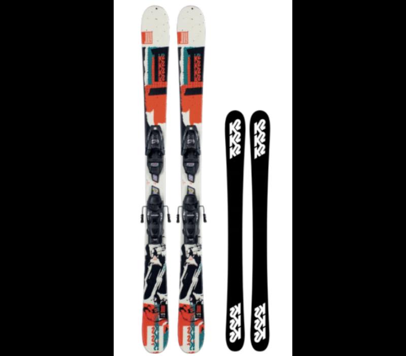 Juvy FDT 4.5 Junior Ski Set