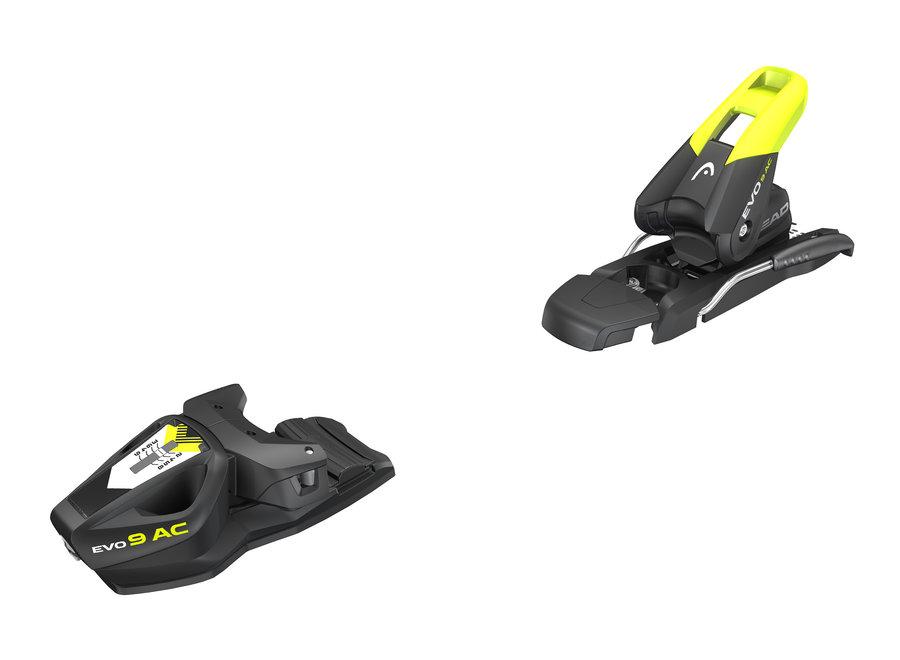 Evo 9 GripWalk AC Race Ski Binding