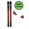 SNOWFIT BUNDLES Volkl Mantra M5 + Attack 13 GripWalk Red 110mm