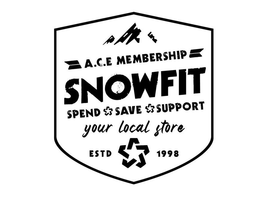 Snowfit ACE Membership