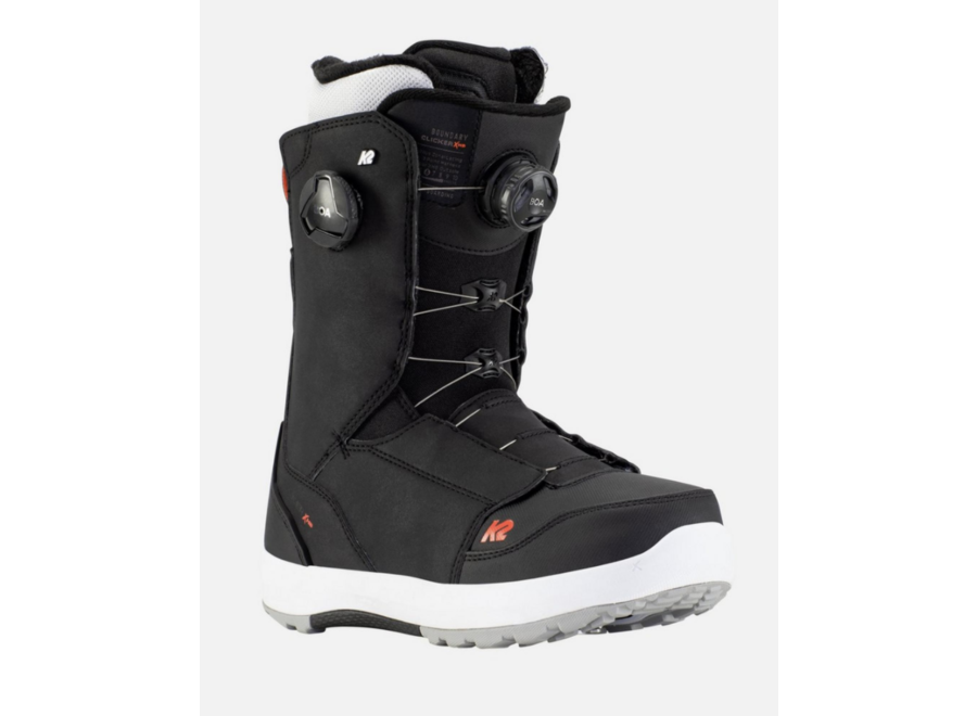 K2 Boundary Clicker X Snowboard Boot