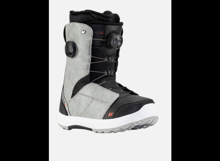 K2 Kinsley Clicker X Women's Snowboard Boot