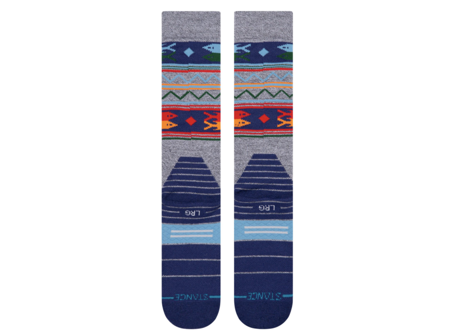Los Pescados 2 Performance Sock