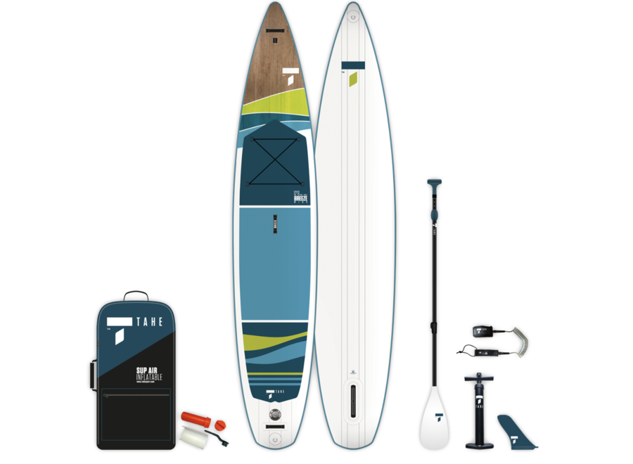 SUP AIR 12'6 BREEZE WING PACK