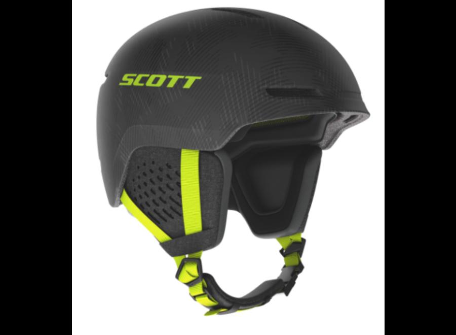 Scott Track Plus Mips Helmet Grey / Lime
