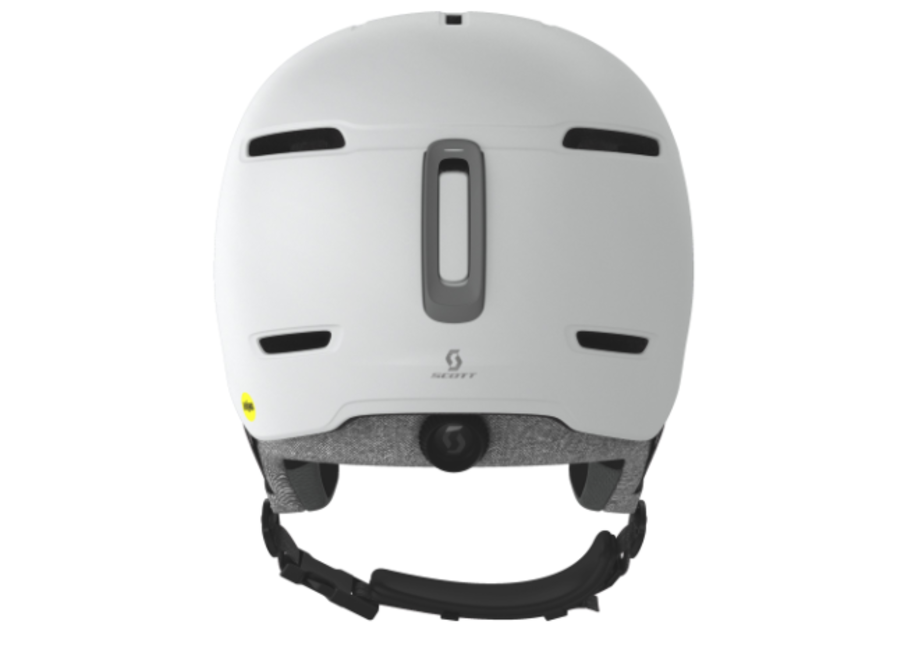 Scott Track Plus Mips Helmet White