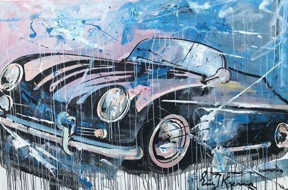 Porsche Speedster van Eric Jan Kremer