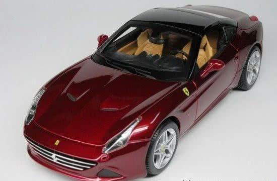 Ferrari California T Closed Top 1:18 Bburago