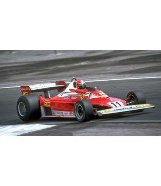 BBR Models Ferrari 312 T2  Schaalmodel| #11 Niki Lauda | 1:18 GP Zandvoort 1977