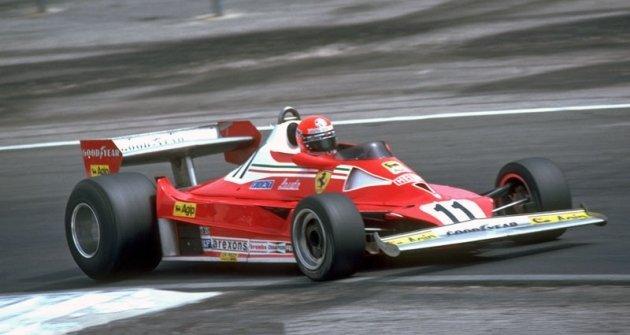 BBR Models Schaalmodel van Ferrari 312 T2   #11 Niki Lauda 1:18   GP Zandvoort 1977