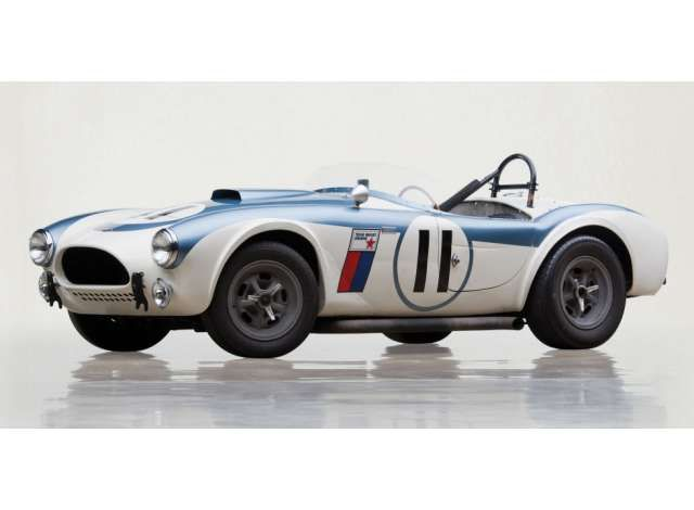 GMP Shelby Cobra  289 Competition CSX2011 uit 1963 Schaal 1:12