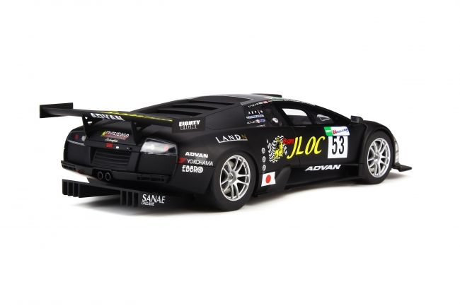 GT Spirit schaalmodel Lamborghini Murcielago R-GT #53 1:18