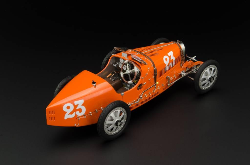 CMC Bugatti T-35-Netherlands schaalmodel Limited Edition
