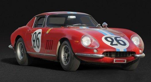 CMC Ferrari 275 GTB/C schaalmodel | 1966 | 1:18