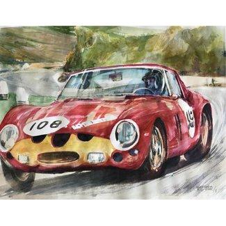 Ferrari Ferrari 250 GTO  | Gilberto Gaspar