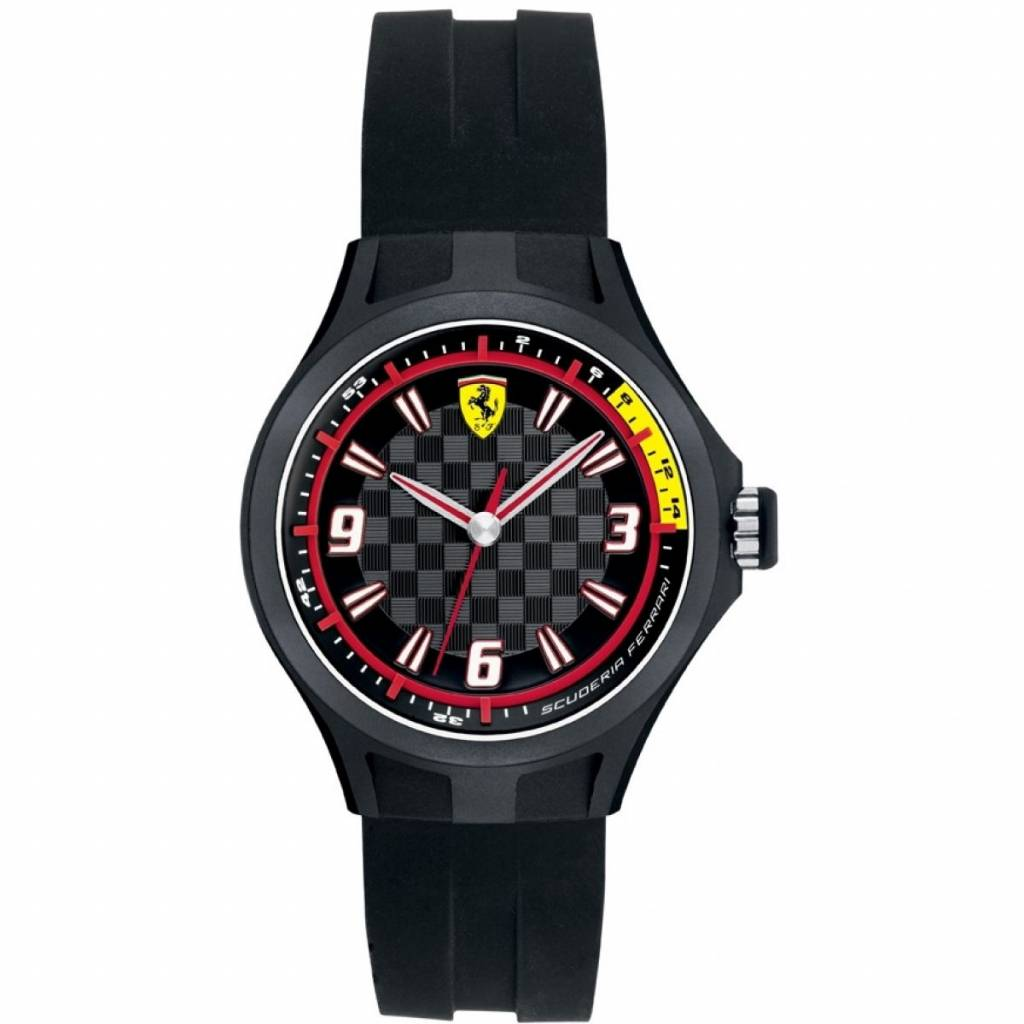 Ferrari Horloge Pitcrew