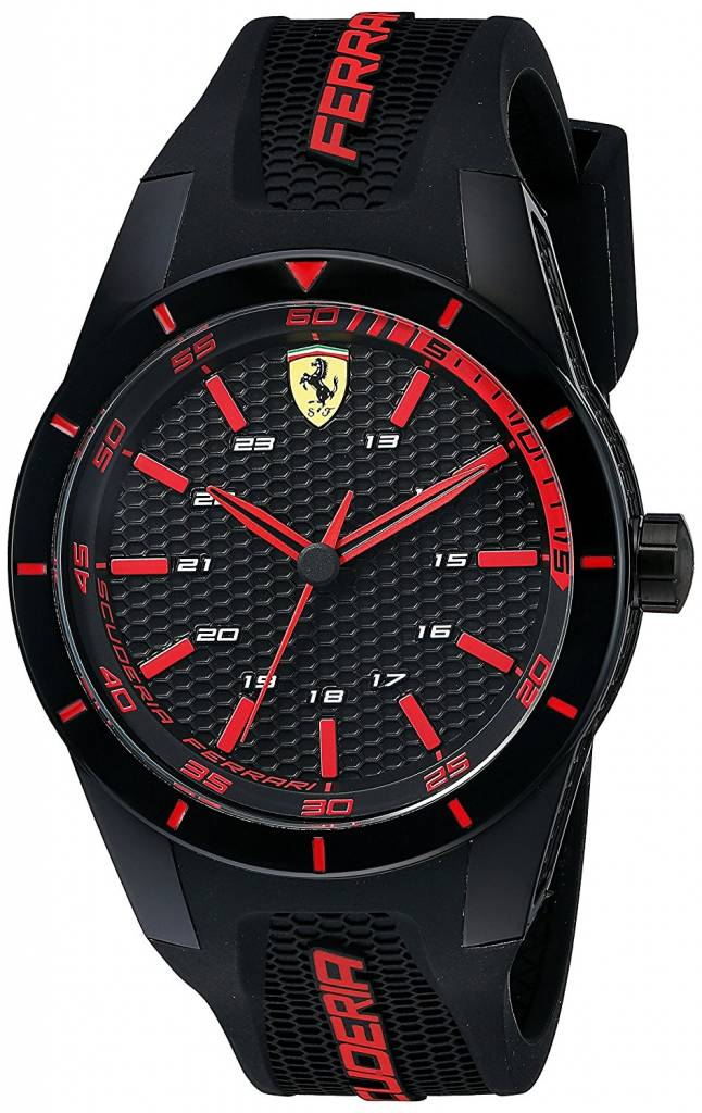 Ferrari Horloge Raceday - Redrev
