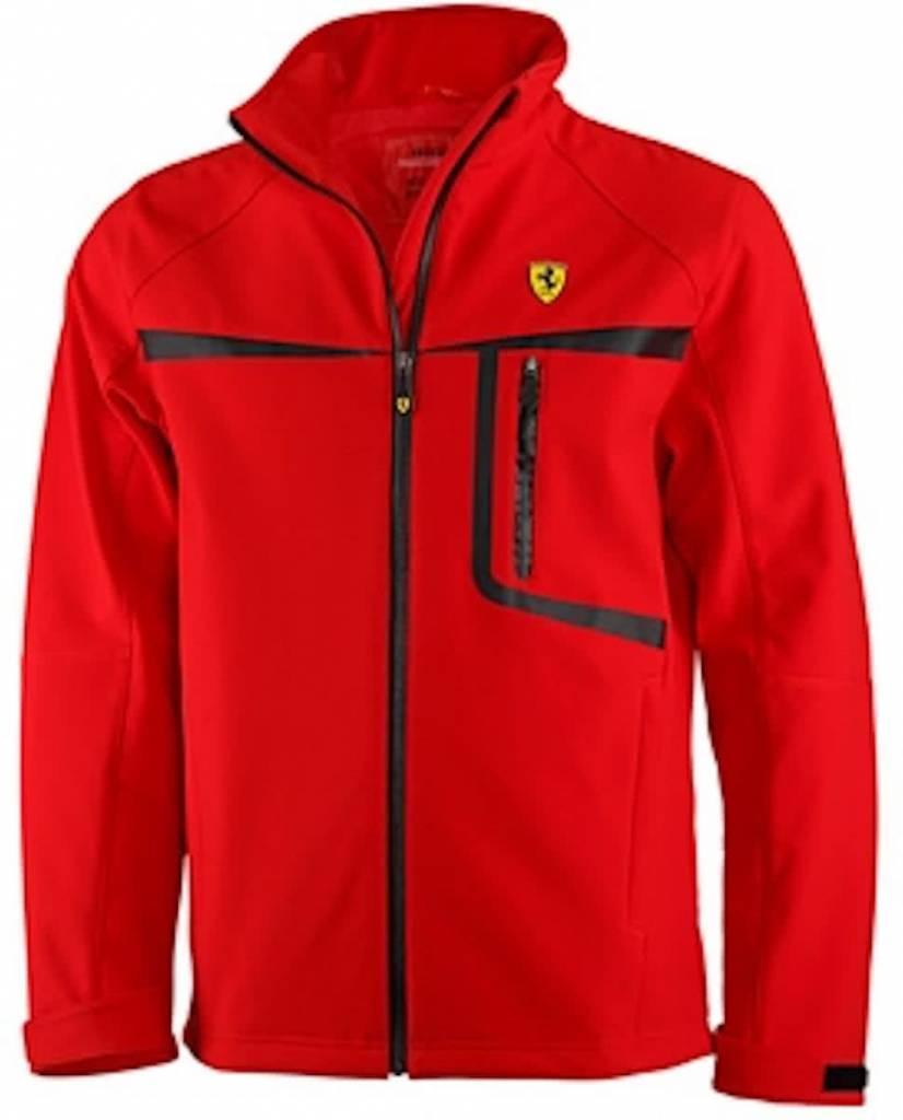 Ferrari Softshell Jas