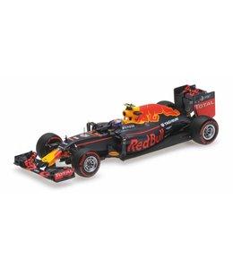 Minichamps Max Verstappen Schaalmodel 1:43  GP Duitsland 2016