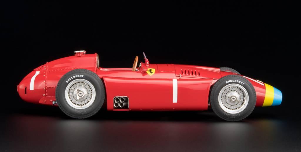 CMC Ferrari D50, 1956, GP Germany #1 Fangio