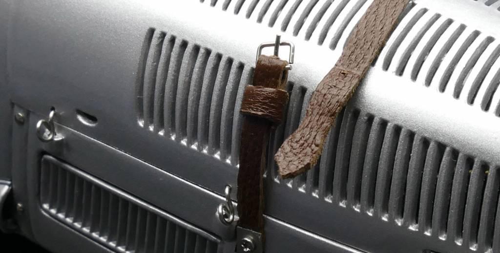 CMC  Mercedes-Benz W125, #3 1937 GP Donington