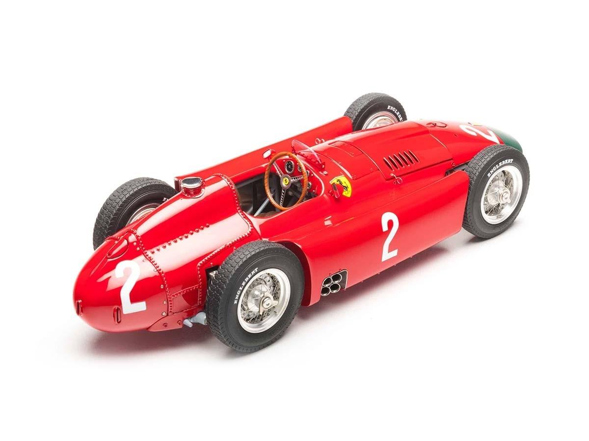CMC Ferrari D50, 1956, GP Germany #2 Collins