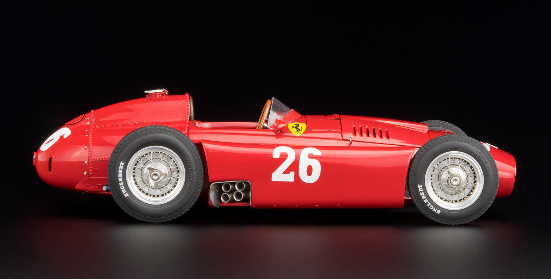 CMC Ferrari D50, 1956, GP Monza #26 Collins/Fangio